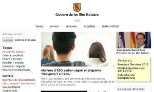 Official website : http://www.caib.es