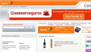 Official website : http://compras.terra.es