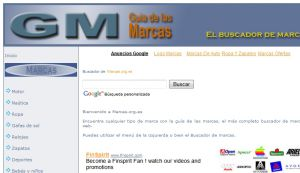 Official website : http://www.marcas.org.es