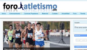 Official website : http://www.foroatletismo.com