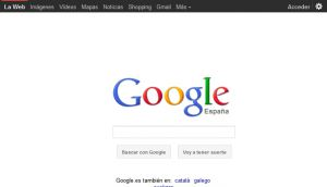 Official website : http://www.google.es
