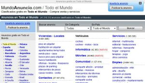 Official website : http://www.mundoanuncio.com