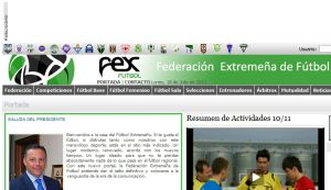 Official website : http://www.fexfutbol.com