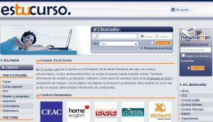 Official website : http://www.estucurso.com