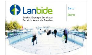 Official website : http://www.lanbide.net