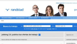 Official website : http://www.randstad.es