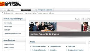 Official website : http://www.inaem.es