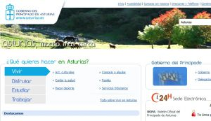 Official website : http://www.asturias.es