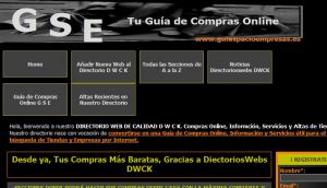 Official website : http://www.directorioswebsdwck.es