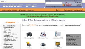 Official website : http://www.kikepc.com