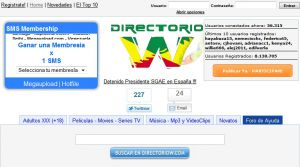 Official website : http://www.directoriow.com