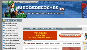 Official website : http://www.juegosdecoches.es