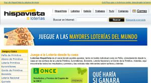 Official website : http://loterias.hispavista.com