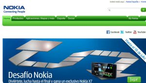 Official website : http://www.nokia.es
