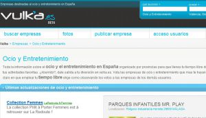 Official website : http://ocio.vulka.es