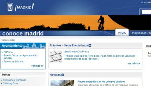 Official website : http://www.madrid.es