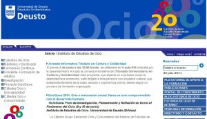 Official website : http://www.ocio.deusto.es