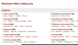 Official website : http://www.linkalo.es