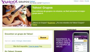 Official website : http://mx.groups.yahoo.com