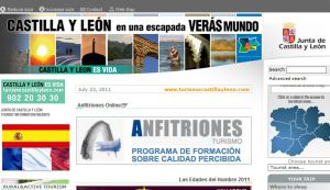 Official website : http://www.turismocastillayleon.com