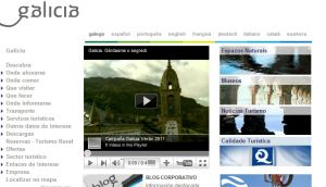 Official website : http://www.turgalicia.es