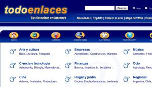 Official website : http://www.todoenlaces.com
